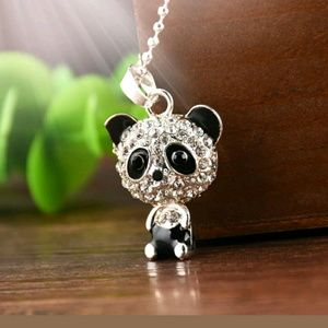 Jewelry - Adorable Panda Necklaces